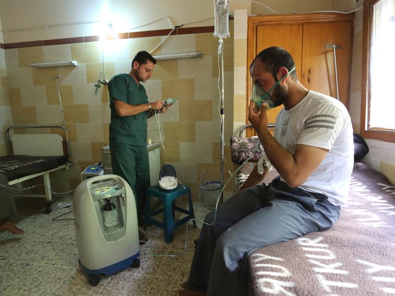 """ОЗХО сообщила о """"высокой вероятности"""" применения хлора и зарина во время двух атак в Сирии в марте прошлого года"""" />"""
