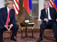 """Через два дня после """"дружеского"""" саммита Трамп заявил, что Путин несет ответственность за вмешательство в американские выборы"""