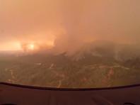 Самый крупный из восьми пожаров в штате, полыхающий в округе Шаста, охватил площадь 330,2 кв. км