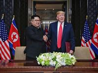 Президент США Дональд Трамп и лидер КНДР Ким Чен Ын провели 12 июня свою первую встречу в Сингапуре. По ее итогам был подписан документ, в котором Пхеньян высказался за проведение полной денуклеаризации Корейского полуострова в обмен на гарантии безопасности со стороны Вашингтона