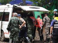 В Таиланде возобновилась операция по  эвакуации детей из пещеры. У спасенных нашли опасную инфекцию