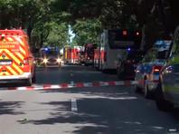 В Германии мужчина устроил резню в рейсовом автобусе: 14 пострадавших