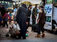 """Из Сирии эвакуированы члены """"Белых касок"""" с семьями"""