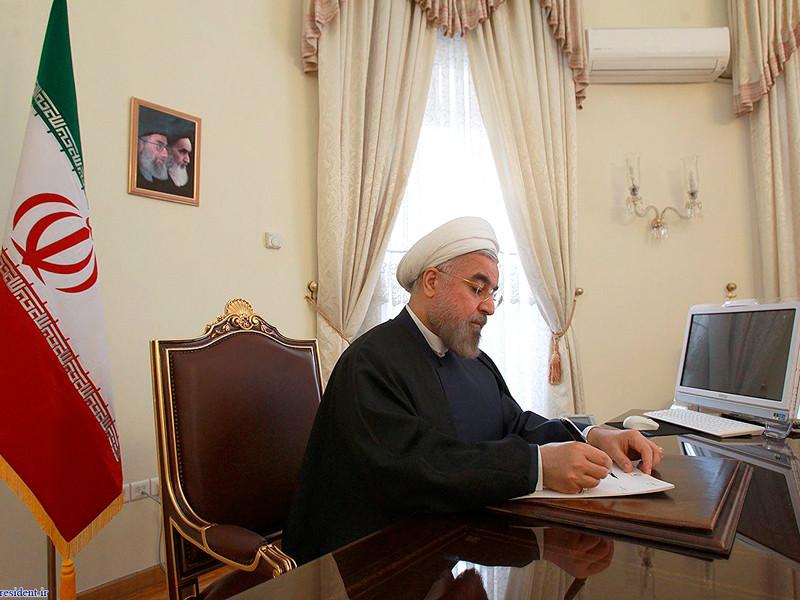 """В Тегеране ответили на угрозы Трампа в отношении Ирана"""" />"""