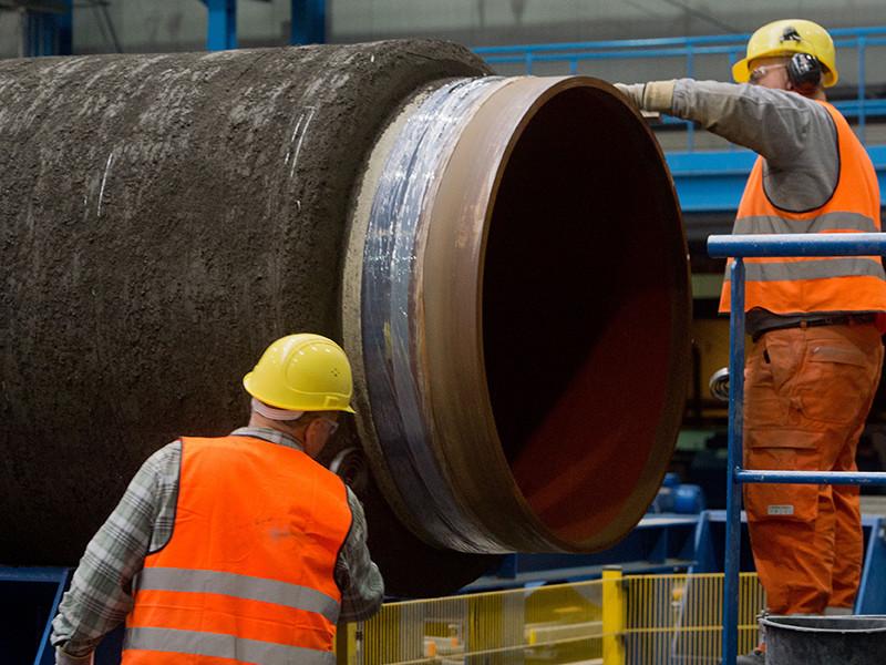 """Президент США Дональд Трамп в ходе официального визита в Бельгию обрушился с резкой критикой на Германию из-за ее поддержки строительства газопровода """"Северный поток - 2"""""""