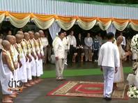 Большинство спасенных из пещеры в Таиланде школьников стали буддийскими послушниками, а их тренер вторично стал монахом