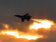 Сирийские СМИ сообщили об атаке ВВС Израиля на авиабазу в Хомсе и сбитом израильском самолете