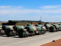Американские эксперты оценили ядерный арсенал Китая