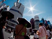 На Японию после рекордных ливней обрушилась невыносимая жара: за день в больницу попали более 1000 человек