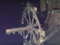 """Южная Корея  нашла в Японском море  затонувший  после боев  113 лет назад  русский крейсер """"Дмитрий Донской"""" (ВИДЕО)"""