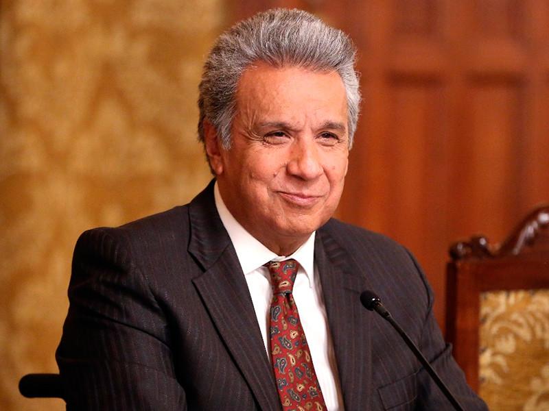 """Президент Эквадора рассказал  о продолжающихся контактах с Великобританией по проблеме Ассанжа"""" />"""