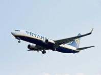 33  пассажира  Ryanair госпитализированы в Германии из-за проблем с давлением в салоне
