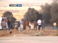 """Очередной """"марш возвращения"""" палестинцев  обернулся массированными ударами Израиля по  сектору Газа"""