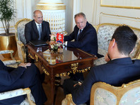 """Президент Словакии заявил, что """"Ночные волки"""" представляют угрозу для страны"""