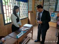 В Камбодже на парламентских выборах явка превысила 80%
