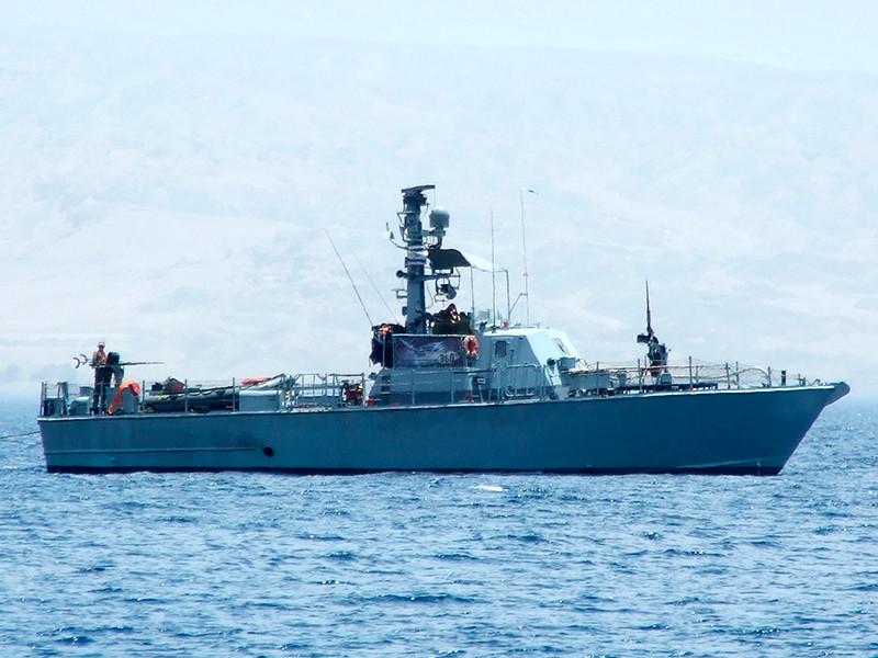 """Израиль задержал гражданское судно с пропалестинскими активистами"""" />"""