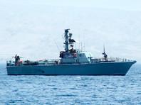 Израиль задержал гражданское судно с пропалестинскими активистами