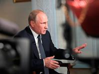 """Путин заявил Fox News, что присоединение Крыма - не аннексия, а демократия. Ракеты из его презентации бомбили не Флориду, а """"другую сторону шарика"""""""