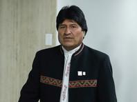 Президент Боливии Эво Моралес перенес операцию после того, как у него в ходе медицинского осмотра была выявлена опухоль