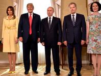 Финны подсчитали, во что обошлась их бюджету  встреча Трампа и Путина