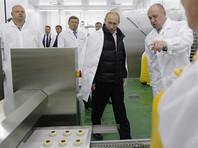 """Путин заявил, что все  обвинения против компании его """"личного повара"""" Пригожина  рассыпались  в судах США"""