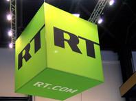 """Британский медиарегулятор выявил нарушение в работе RT, который """"ввел в заблуждение"""" зрителей"""