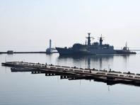 В одесском порту пришвартовались шесть кораблей стран НАТО (ФОТО)
