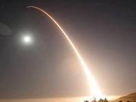 В США испытания межконтинентальной баллистической ракеты завершились неудачей