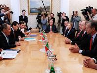 Джон Кеннеди считает самыми сложными за время визита в Москву переговоры с главой МИД РФ Сергеем Лавровым