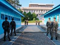 Представители США и КНДР провели встречу в демилитаризованной зоне на границе двух Корей