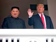 По итогам сингапурского саммита, который состоялся 12 июня, лидеры США и КНДР подтвердили намерение добиться полного отказа Пхеньяна от ядерного оружия. Тогда Трамп заявлял, что угроза ядерного конфликта с КНДР миновала