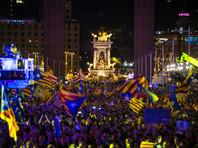 Сторонники независимости Каталонии, 29 сентября 2017 года