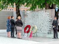 В столице Норвегии открыт памятник жертвам Брейвика