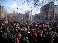 Ереван, 1 марта 2008 года