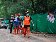 Второй день спасательной операции в Таиланде