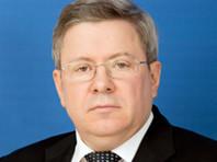 Бывший сенатор, зампред Центробанка Александр Торшин