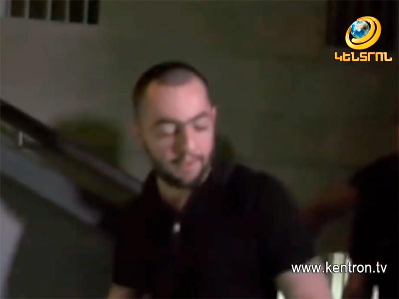 Суд в Ереване 11 июля арестовал на два месяца племянника экс-президента Армении Сержа Саргсяна - Айка Саргсяна