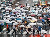 Из-за сильнейших дождей в Японии погибли десятки человек, около 50 считаются пропавшими без вести