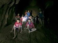 ФИФА  пригласила застрявших в    пещере Таиланда школьников на финал ЧМ в Москву