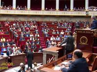 Национальное собрание Франции отвергло вотум недоверия правительству