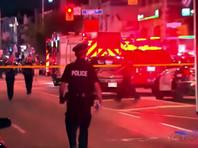 Количество погибших в результате стрельбы по прохожим в Торонто увеличилось до двух