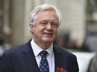Британский министр по Brexit ушел в отставку из-за несогласия с политикой Мэй