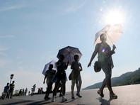 В Китае повышен уровень опасности природных катастроф из-за жары