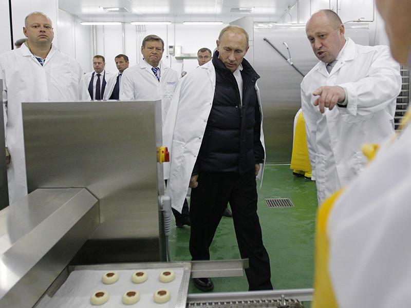 """Путин заявил, что все  обвинения против компании его """"личного повара"""" Пригожина  рассыпались  в судах США"""" />"""