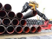 """""""Северный поток - 2"""" предусматривает строительство и работу двух ниток газопровода общей мощностью 55 млрд кубометров газа в год от побережья России через Балтийское море в Германию"""