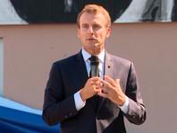 """Макрон наконец прокомментировал """"дела Беналля"""", пообещав дать ответ французскому народу"""