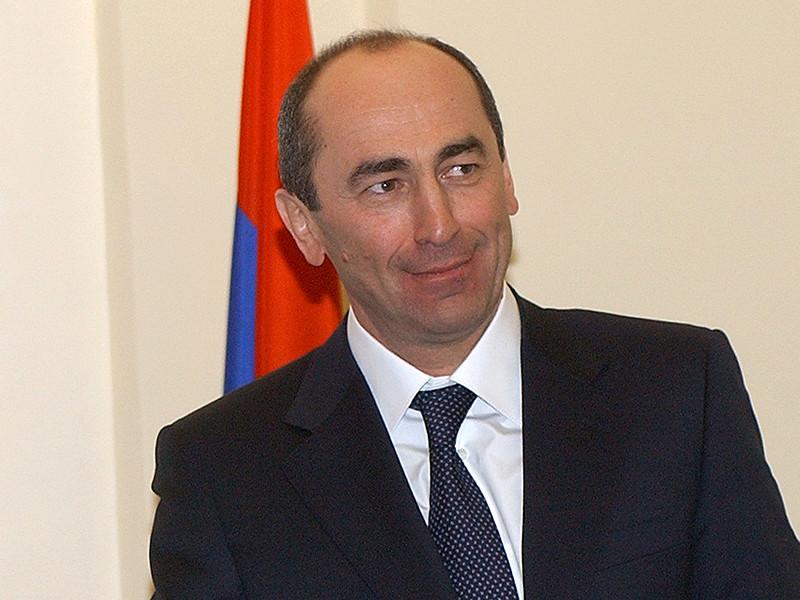 Экс-президента Армении Кочаряна вызвали на допрос по делу о разгоне протестов 10 лет назад