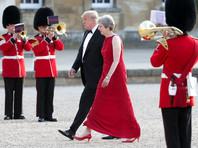 """Мэй рассчитывает на """"хорошую сделку"""" с США после Brexit"""