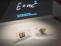 В Германии открылась временная экспозиция с фрагментами мозга Эйнштейна