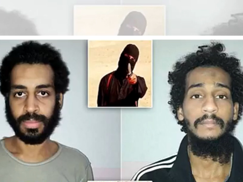 """Великобритания не против суда в США над двумя палачами """"Исламского государства""""*, но добивается гарантий неприменения смертной казни"""